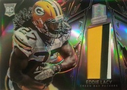 Eddie Lacy Rookie Card Checklist and Visual Guide 38