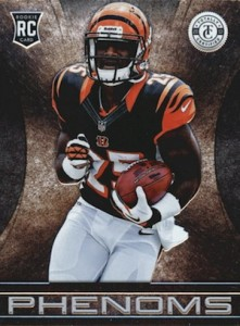 Giovani Bernard Rookie Card Checklist and Guide 36