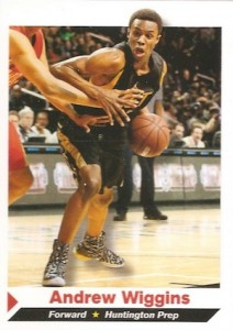 2013 Sports Illustrated Kids Andrew Wiggins #255