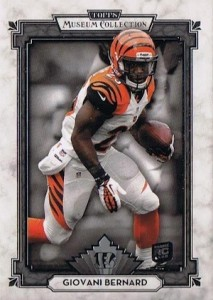 2013 Topps Museum Collection Giovani Bernard RC