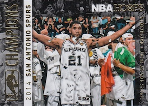 2014-15 Panini NBA Hoops Basketball Cards 23