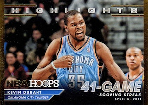 2014-15 Panini NBA Hoops Basketball Cards 32