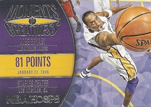 2014-15 Panini NBA Hoops Basketball Cards 38