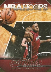 2014-15 Panini NBA Hoops Basketball Cards 42