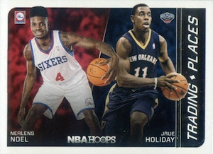 2014-15 Panini NBA Hoops Basketball Cards 44