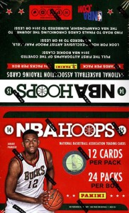 2014-15 Panini NBA Hoops Hobby Box
