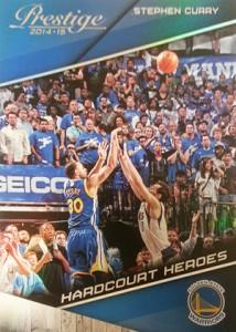 2014-15 Panini Prestige Basketball Hardcourt Heroes