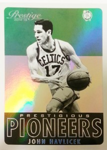 2014-15 Panini Prestige Basketball Prestigious Pioneers