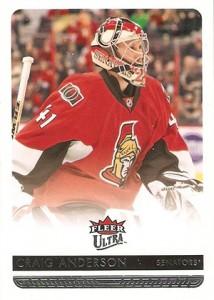 2014-15 Fleer Ultra Hockey Variation Short Prints Guide 43