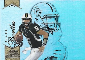 2014 Flair Showcase Row 0 Blake Bortles #151