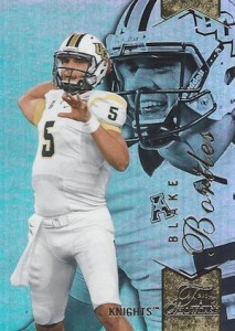 2014 Flair Showcase Row 2 Blake Bortles #20