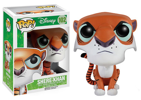 Funko Pop Disney Jungle Book Vinyl Figures 27
