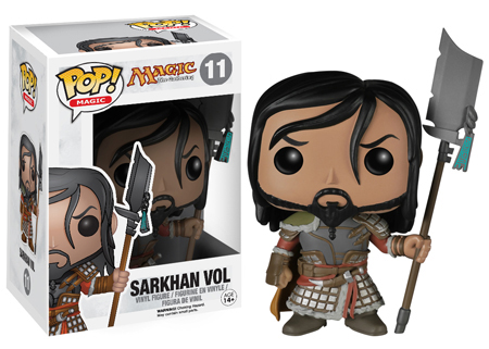 2014 Funko Pop Magic: The Gathering Series 2 Vinyl Figures 24