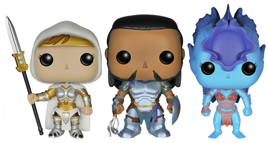 2014 Funko Pop Magic: The Gathering Series 2 Vinyl Figures 1