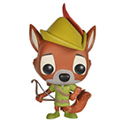 Funko Pop Robin Hood Figures