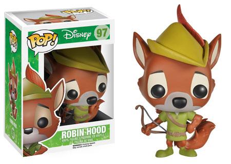 2014 Funko Pop Disney Robin Hood Vinyl Figures 1