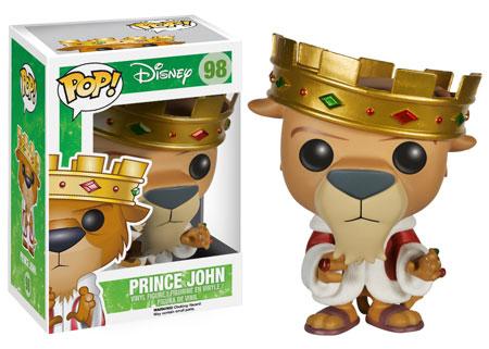 2014 Funko Pop Disney Robin Hood Vinyl Figures 2