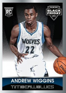 2014 Panini Black Friday Trading Cards 20