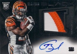 Giovani Bernard Rookie Card Checklist and Guide 19