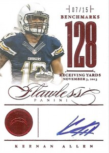 2014 Panini Flawless Football Cards 21