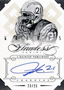 2014 Panini Flawless Football Cards 23