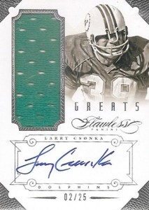 2014 Panini Flawless Football Cards 24