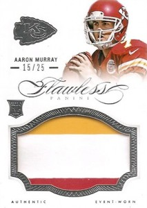 2014 Panini Flawless Football Cards 30