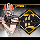 2014 Panini Limited Football Cards