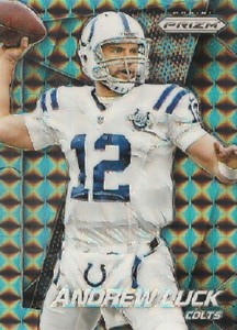 Breaking Down the 2014 Panini Prizm Football Parallel Rainbow 2