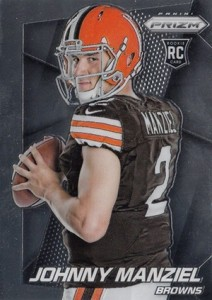 Johnny Manziel Cards, Rookie Cards, Key Early Cards and Autographed Memorabilia Guide 45