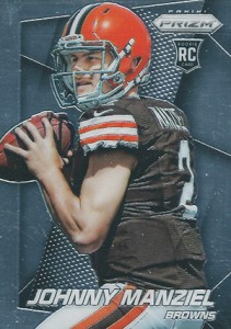 Johnny Manziel Cards, Rookie Cards, Key Early Cards and Autographed Memorabilia Guide 44