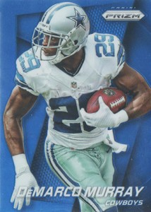 Breaking Down the 2014 Panini Prizm Football Parallel Rainbow 12