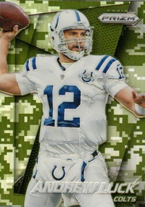 Breaking Down the 2014 Panini Prizm Football Parallel Rainbow 3