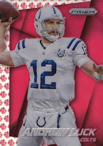 Breaking Down the 2014 Panini Prizm Football Parallel Rainbow 15