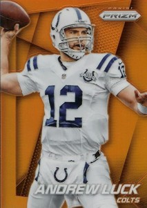 Breaking Down the 2014 Panini Prizm Football Parallel Rainbow 6