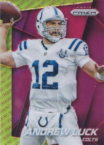 Breaking Down the 2014 Panini Prizm Football Parallel Rainbow 16