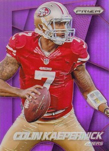 Breaking Down the 2014 Panini Prizm Football Parallel Rainbow 17