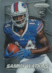 Sammy Watkins Rookie Card Guide and Checklist 44