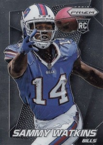Sammy Watkins Rookie Card Guide and Checklist 43