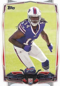 2014 Topps Football Retail Factory Set Rookie Variations Guide 10