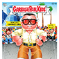 Stan Lee Garbage Pail Kids Print at 2014 Comikaze Expo