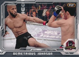 2014 Topps UFC Champions Nickname Variations Guide 35