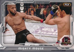2014 Topps UFC Champions Nickname Variations Guide 36