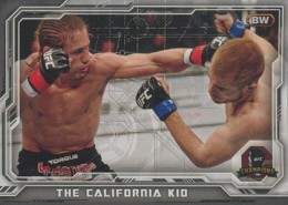 2014 Topps UFC Champions Nickname Variations Guide 16