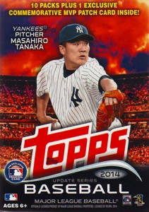 2014 Topps Update Series Baseball Cards 71