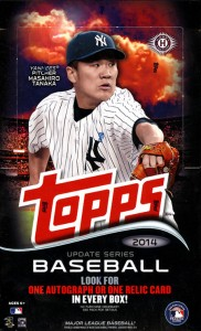 2014 Topps Update Series Baseball Cards 59