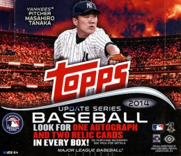 2014 Topps Update Series Baseball Cards 65