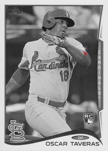 2014 Topps Baseball Sparkle Variation Spotter 150