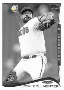 2014 Topps Baseball Sparkle Variation Spotter 133