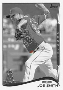 2014 Topps Baseball Sparkle Variation Spotter 144